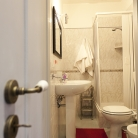 4 - Red - bathroom