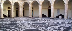 Cortile del Palazzo dell'Università