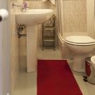 4 - Red - Toilette